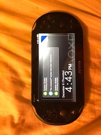 Ps vita doesn't come with charger, comes with 8gb memory chip. Arlington, 22204