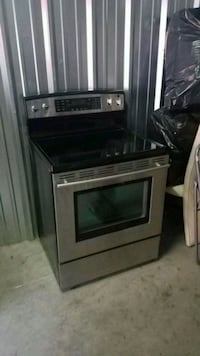 electric stove stainless steel Selden, 11784
