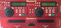 NUMARK DUAL CD PLAYER Vaughan, L4H 0J4