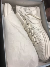 Men's White Shoe Capitol Heights, 20743