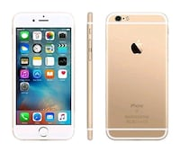 rose gold iPhone 6s  Dallas