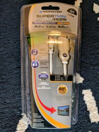 Monster Cable - Superthin Micro HDMI Cable