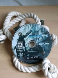 Metalgear rising PS3 game Toronto, M1T 2G6