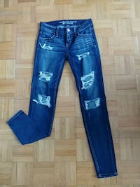 American Eagle Outfitter Woman's Jeans size 0 Toronto, M9C