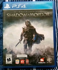 Shadow of Mordor Toronto, M5S 2M3