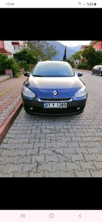 2011 Renault Fluence EXTREME 1.5 DCI EDC 110 HP