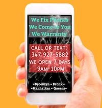 we fix phones we come to you  Brooklyn