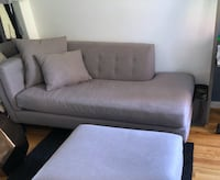 Small Couch w/ Ottoman New York, 10030