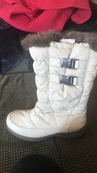 Totes zip up fur lined boots Homewood, 35209