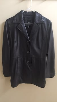 Beautiful (Real) Leather Jacket (Size: M) Chantilly, 20152