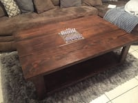 Wooden Rustic Coffee Table Tampa, 33637