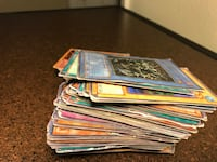 yu-gi-oh trading card collection
