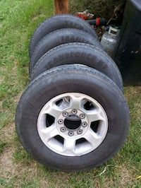 Ford super duty wheels and tires Front Royal