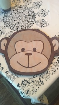 Monkey Placemats - set of 6