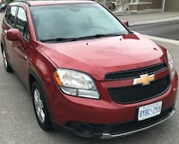 2012 Chevrolet Orlando/ price is negotiable!! Toronto