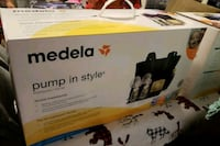 Medela breast pump 3725 km