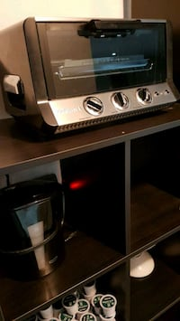 stainless steel and black gas grill Montréal, H4A 1Y2