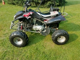 150cc Quad/ATV trade for trailer
