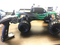 Traxxas Stampede Brushless Ready to run