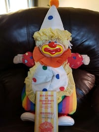"Cabbage Patch Kids- Circus Kids"" girl doll circa 1 Worthing, 57077"