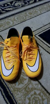 Soccer shoes ..