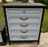 Beautiful Tall Chest of Drawers/Dresser  Burleson, 76028