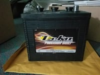 6 volt deka battery Highland Charter Township, 48356