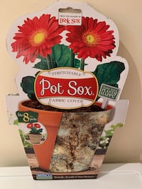 Flower pot cover