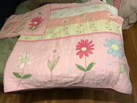Pottery barn kids pillow cases and quilt (quilt folded in pic) Nashville, 37214