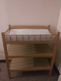changing table good condition