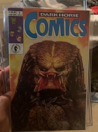 Dark Horse Comics #1 (key issue)