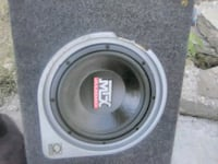 """Mtx 12"""" competition speaker Springfield, 65803"""