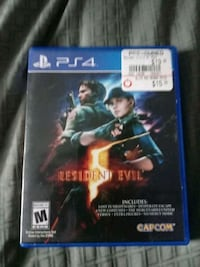 Resident Evil 5 includes extras Odessa, 79762