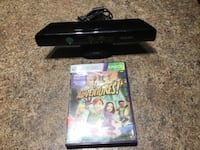 Microsoft Xbox 360 Kinect Sensor with Kinect Adventure Game. The Nation / La Nation, K0A 2M0