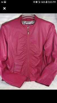 WILSONS LEATHER PINK JACKET SIZE XL [USED] Brownsville, 78520