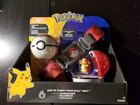 Pokemon Clip N' Carry Poke Ball Belt Charmander Edition Milton