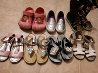 toddler's assorted pairs of shoes Windsor, N9C 1E3