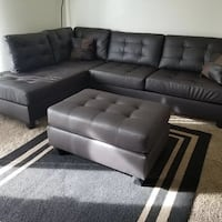 Brand new sectional with ottoman Silver Spring, 20901