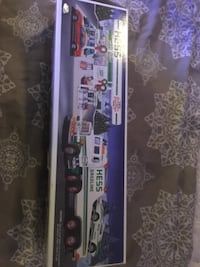 two white and blue car scale models HALETHORPE