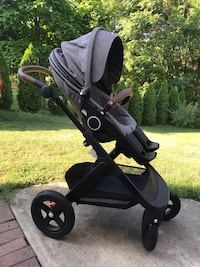 Stokke Trailz All Terrain Stroller travel system