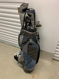 Women's golfing bag with clubs and more Springfield, 22153