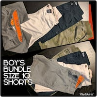 Boys shirt bundle Bakersfield, 93307