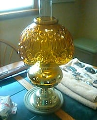 Antique Moon and stars lamp l.e.smith  33 mi