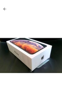 IPhone Xs máx null