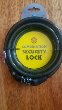 New. Combination Security Lock Smithville, 64089