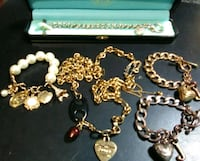 Juicy Couture Jewelry Lot Vancouver, 98683