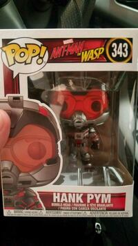 Hank Pym Ant-Man and The Wasp Funko Pop Toronto, M6G 2W9