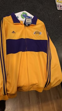 NEW Laker Warmup Jacket-Tags still attached  Lincoln, 68516