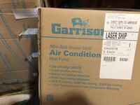 GARRISON AIR CONDITIONED