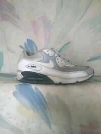pair of white Nike Air Max shoes Fayetteville, 28303